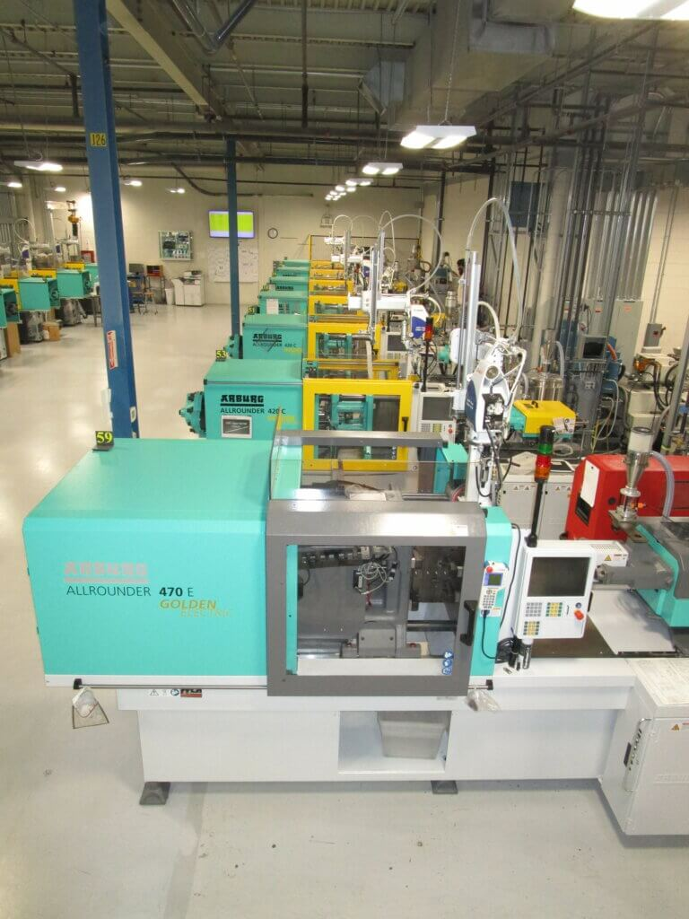 Forum-Molding-Machines-New110T